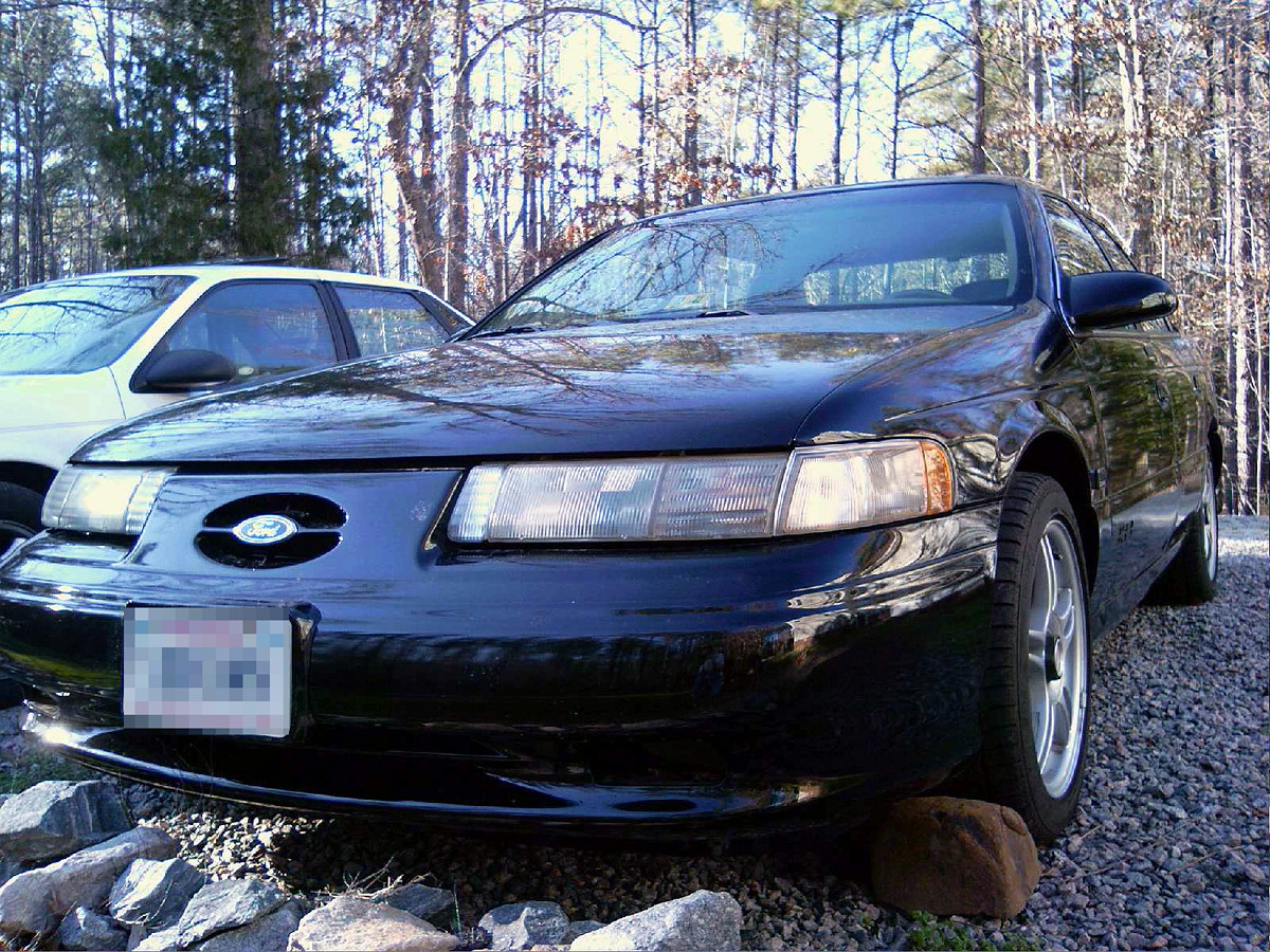 My 1992 Ford Taurus SHO 3.0L V6 5-speed with an MTX-IV manual